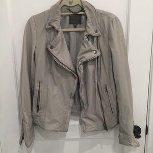 💯 Authentic Muuba Biker's Leather Jacket